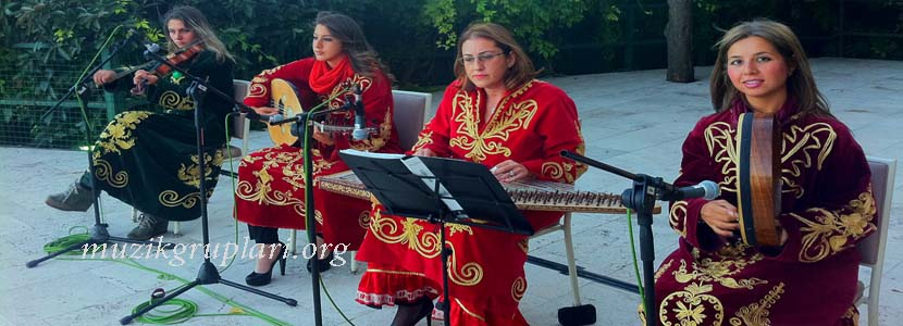 bayan müzik grupları
